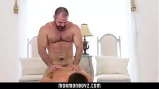 MormonBoyz- Fresh Meat For Mormon Daddy Bishop Angus